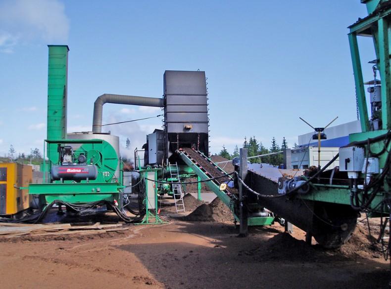 芬蘭SAVALAN污泥處理設備