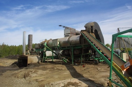 工業區污泥處理GREENFIX